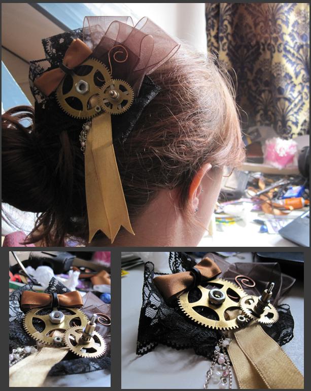 Best 25 Steampunk Hair Ideas On Pinterest Steampunk