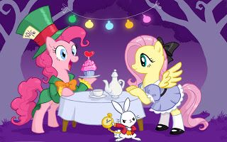 The Television Crossover Universe: Oh, No, Not This: My Little Pony: Crossovers are Magic