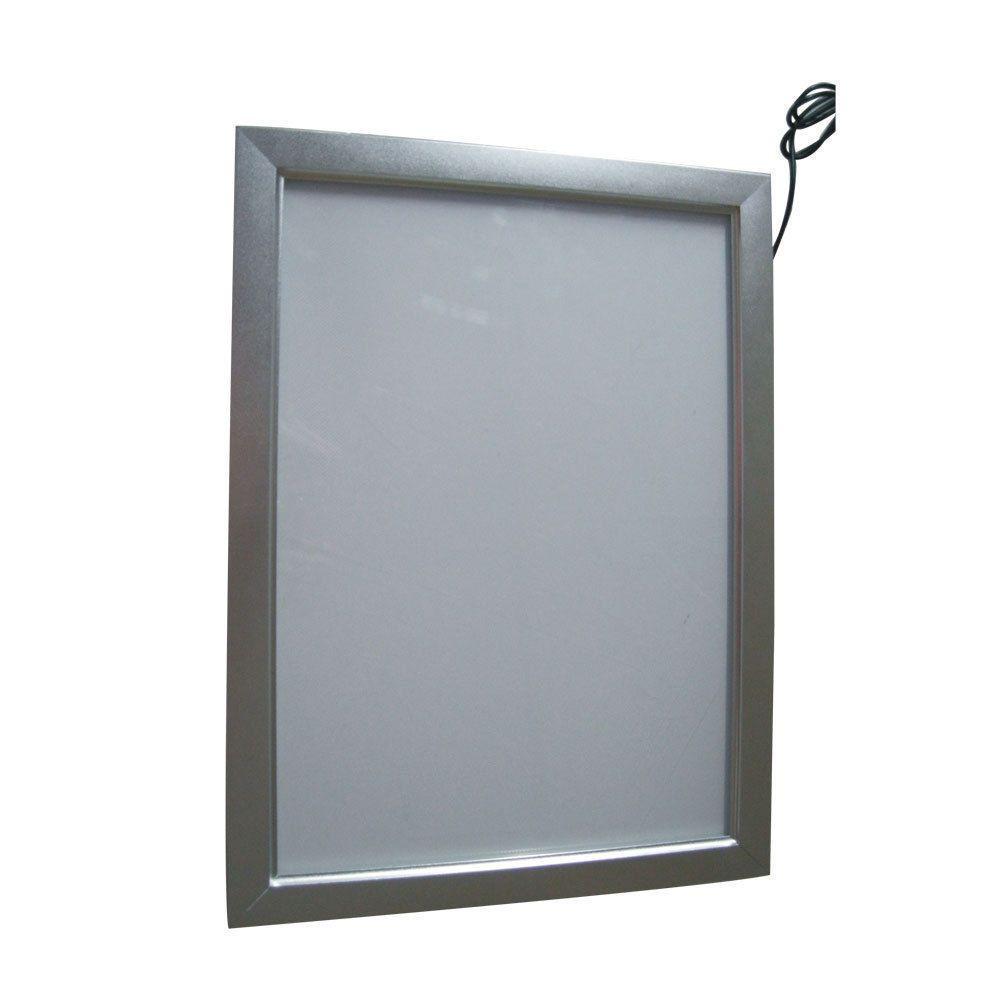 Illuminated Backlit Poster Light Box LED Backlit Movie Poster Frame ...