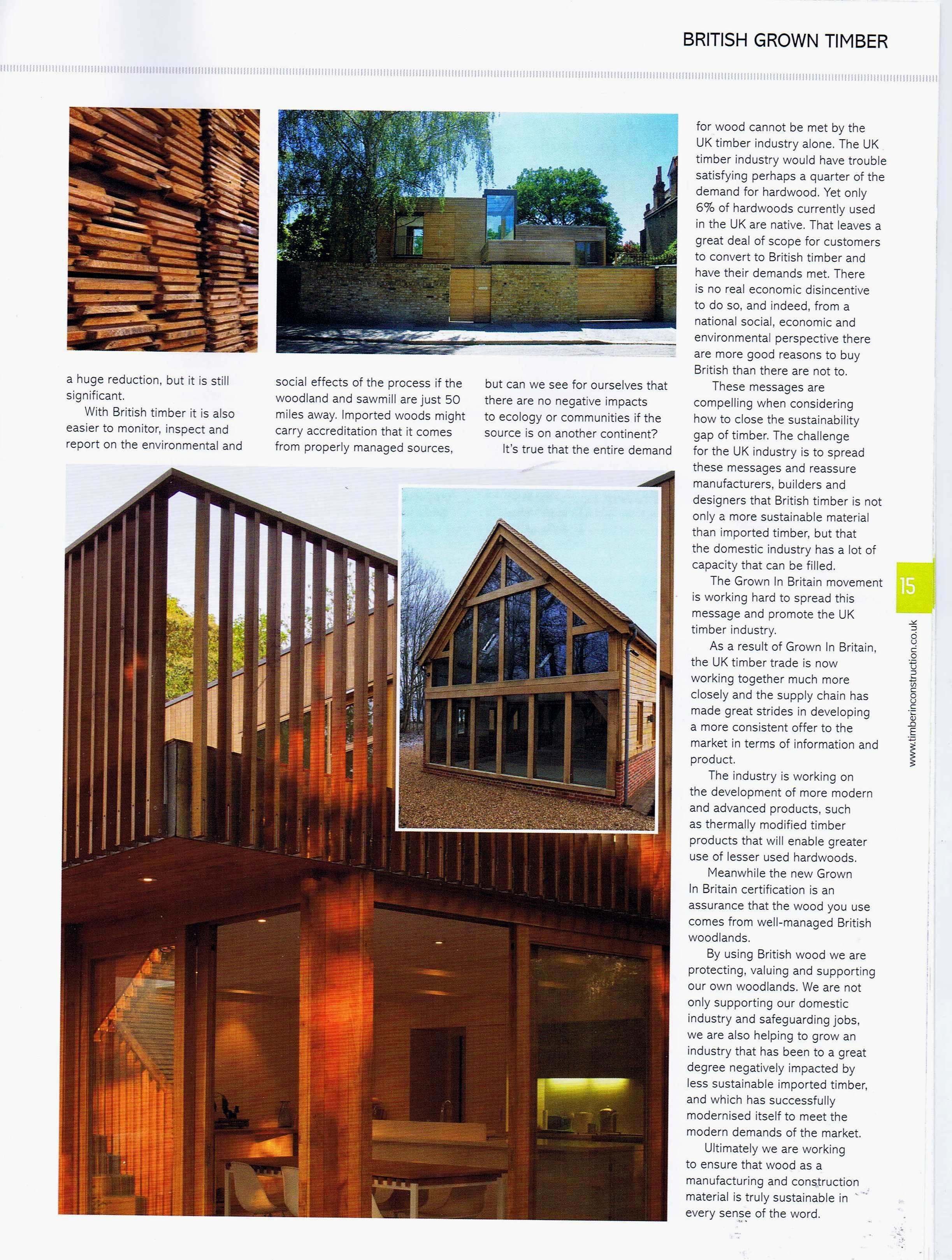 Timber in Construction Grow your own timber page 2 01.06.15