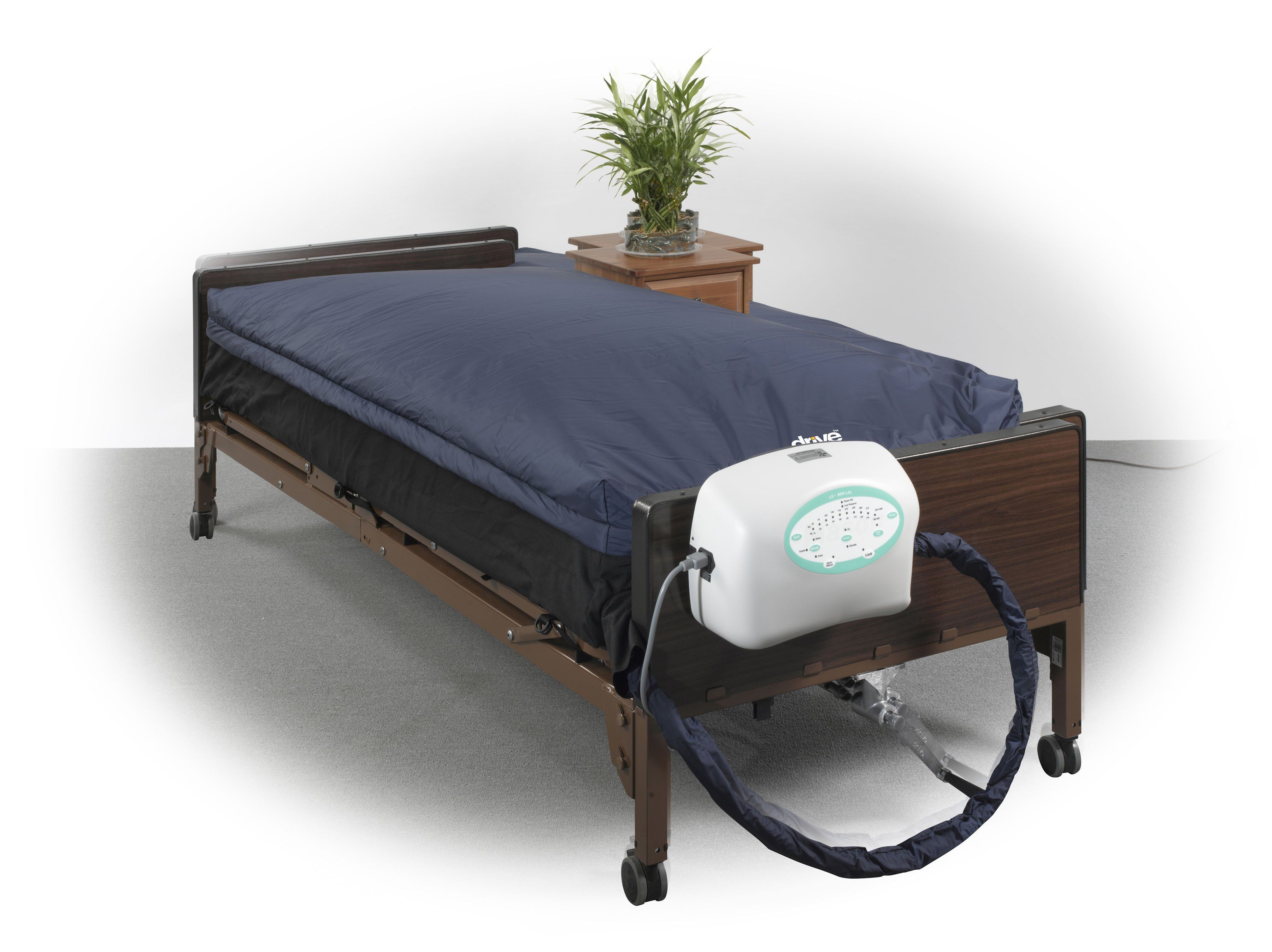 Drive ls9000 True Low Air Loss Mattress System with