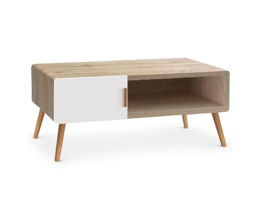 table basse scandinave amanda chene