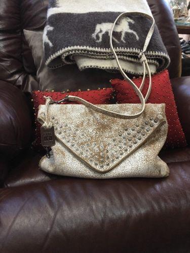 Frye Distressed Winter White Leather Sling Bag https://t.co/YT4Aj6juPi https://t.co/xJsk2S0mUO
