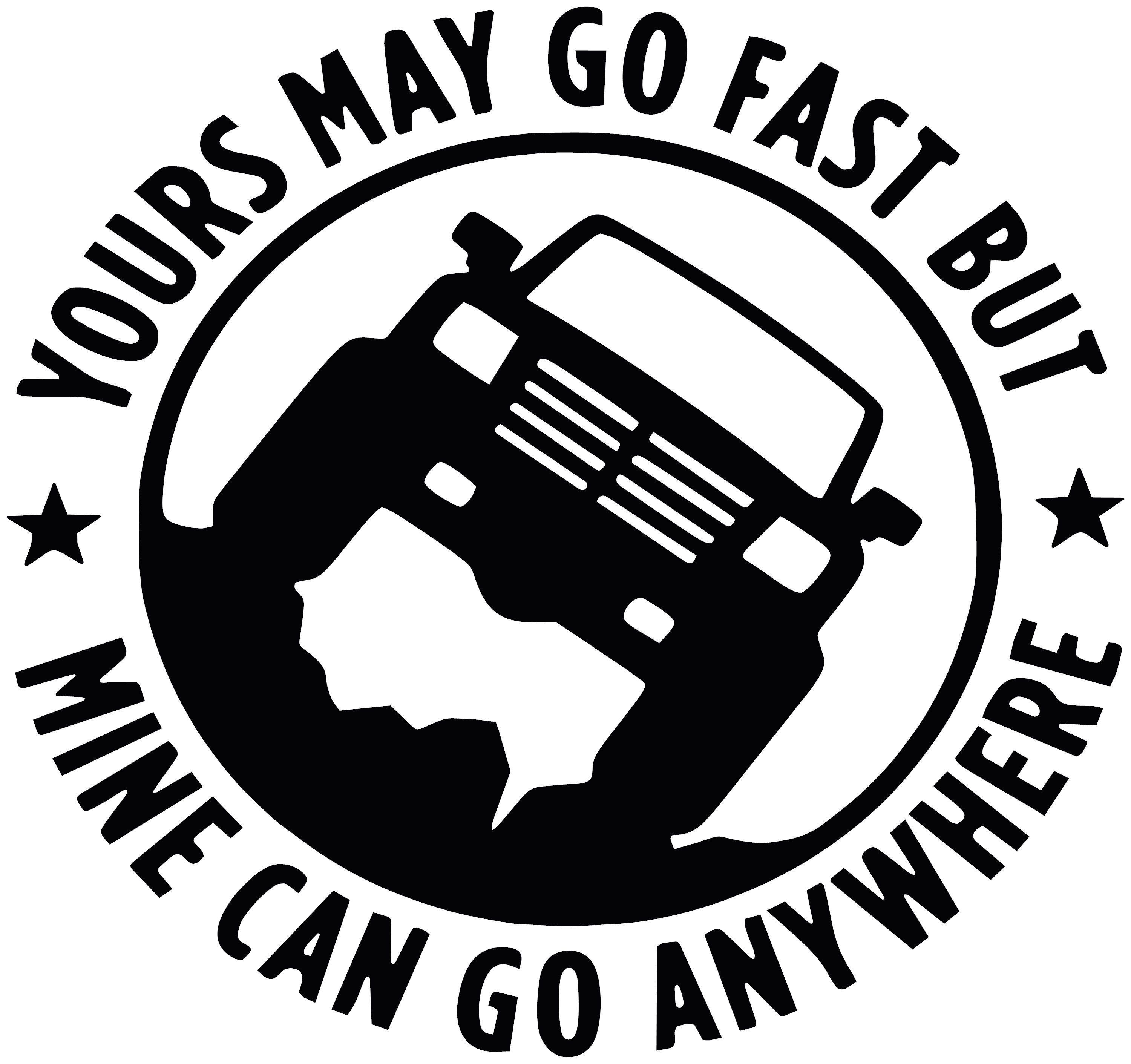 Jeep Decal Truck Decal 4x4 Bumper Sticker Jeep Life For Etsy Jeep Stickers Car Stickers Funny Funny Car Decals [ 2822 x 3000 Pixel ]