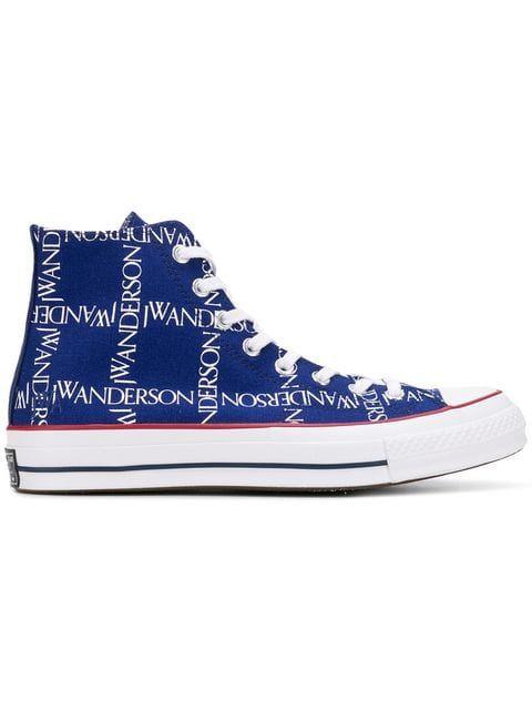 Converse X JW Anderson Chuck '70 Hi Sneakers in 2019   Vuong