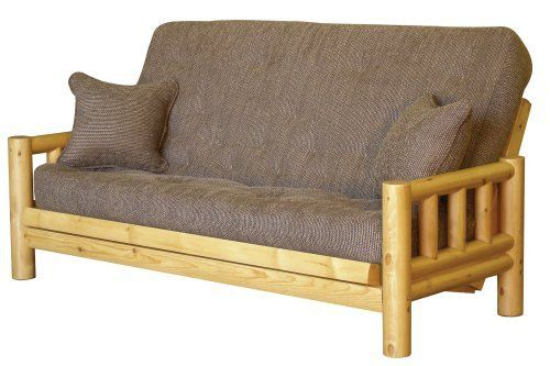 big tree furniture tahoe full size futon sofa sleeper set with 2 matching pillows by big big tree furniture tahoe full size futon sofa sleeper set with 2      rh   pinterest