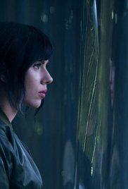 Ghost In The Shell Poster Ghost In The Shell Scarlett Johansson Ghost Motoko Kusanagi