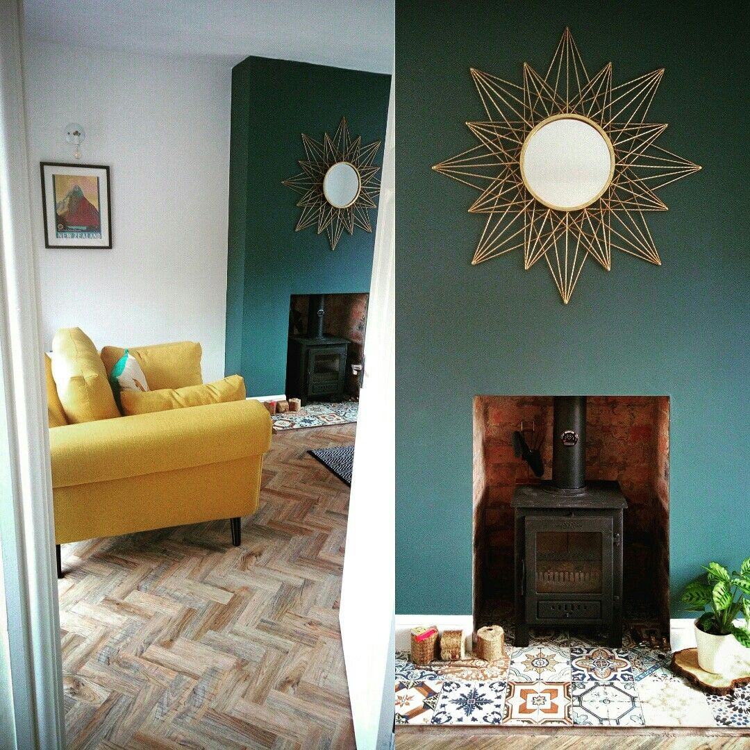 Best Mid Century Modern Living Room Inchyra Blue Sun Mirror 640 x 480