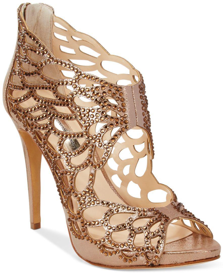f37592fe03e40 Inc International Concepts Sarane Evening Sandals
