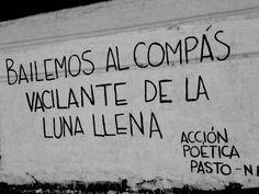 #streetart #accionpoetica