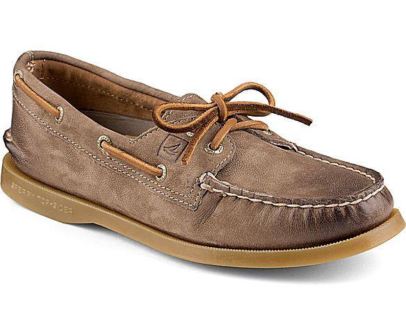 Authentic Original Weathered 2 Eye Boat Shoe | Boat shoes