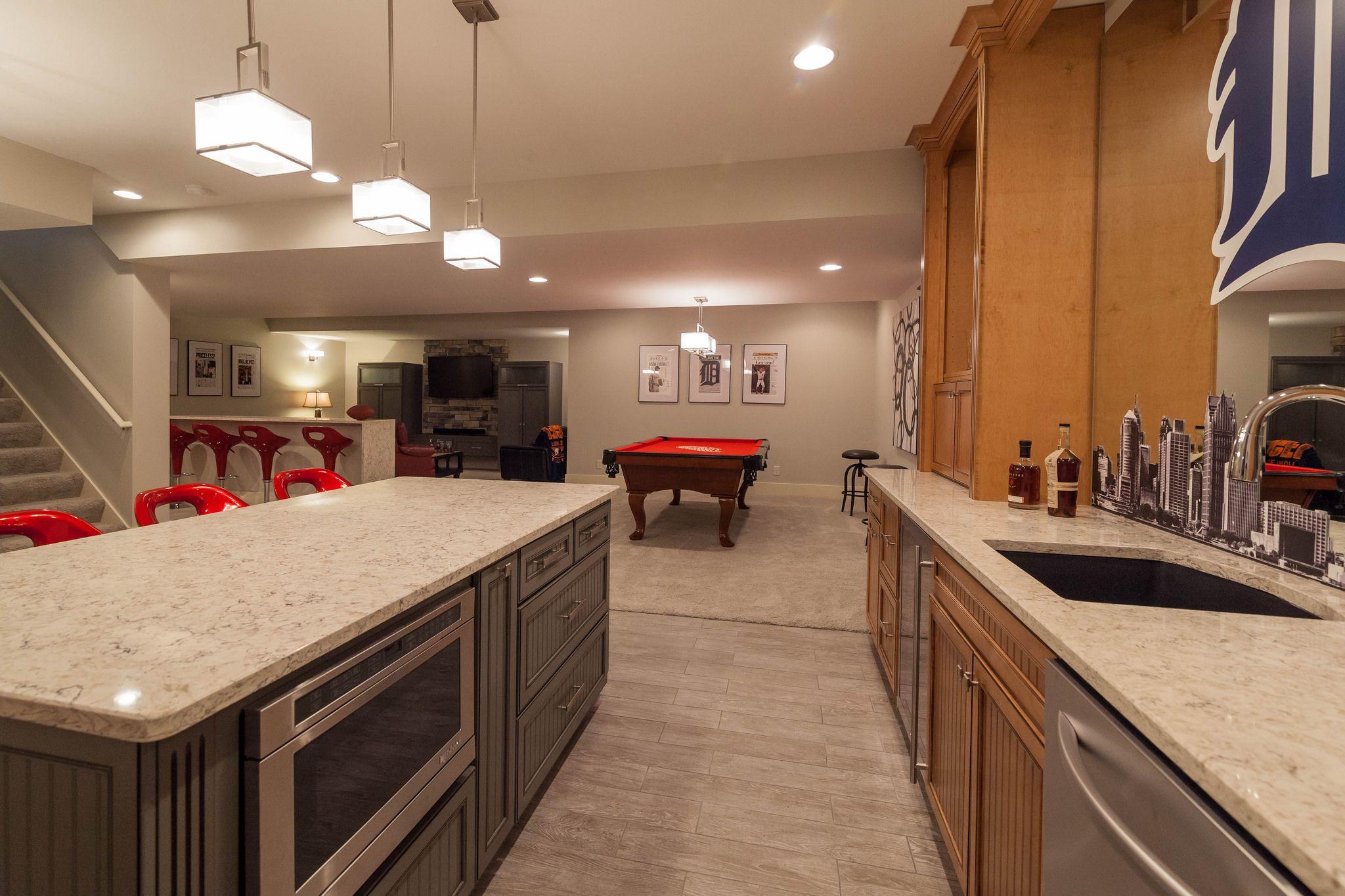 Covington Craftsman Finishing Basement Wayne Homes Covington