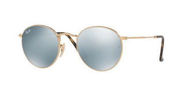 50ecc79f26 New Men Sunglasses Ray-Ban RB3447N Round Flat Lenses 001/30 50 #fashion  #clothing #shoes #accessories #mensaccessories  #sunglassessunglassesaccessories ...