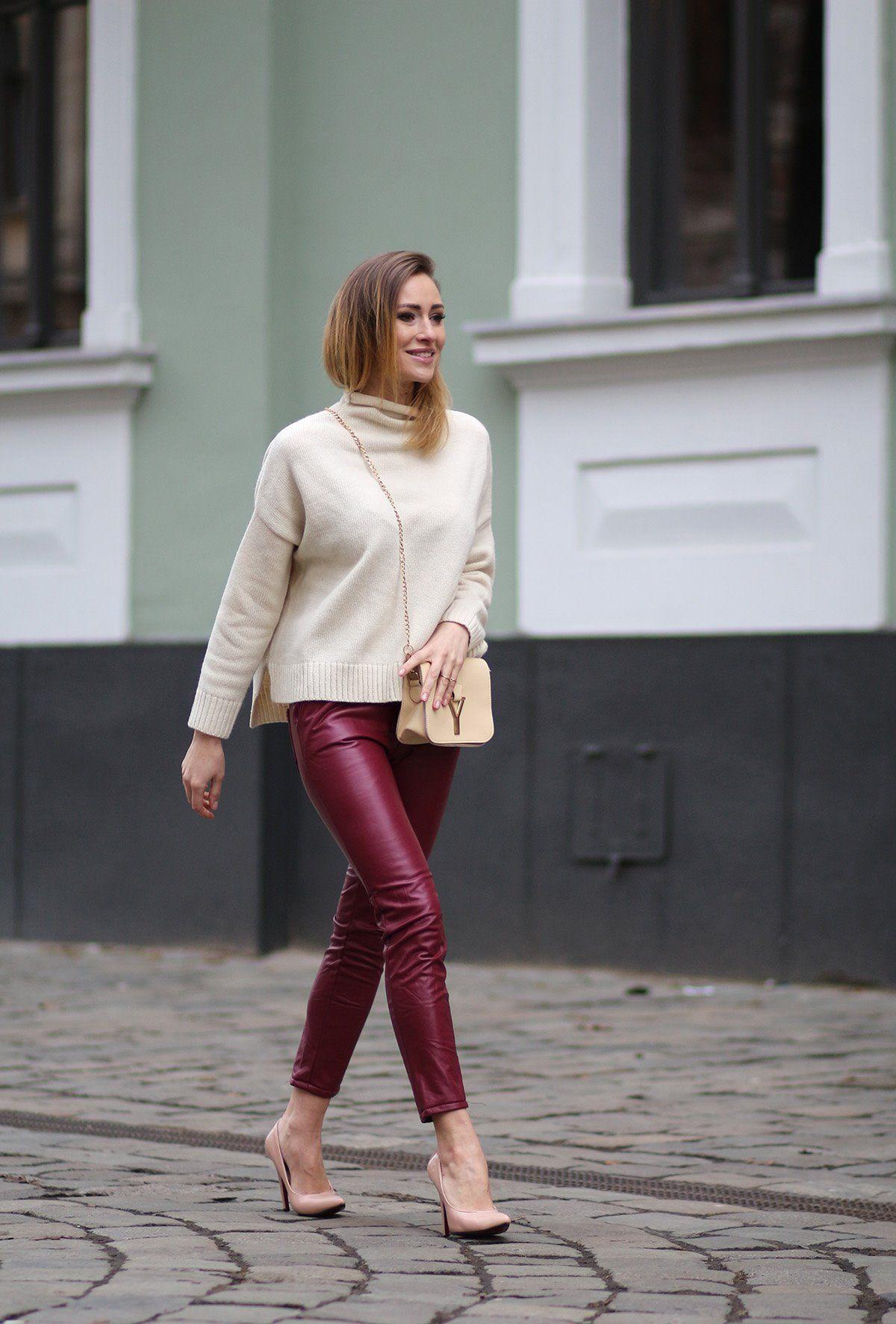 Ioana Chisiu Feminine Ways to Style Your Trousers