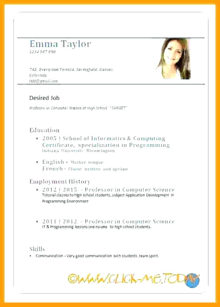 sample resume for job resume sample for job apply sample