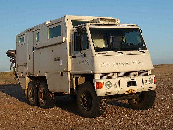 Duro 6x6 with Unicat cell | 6x6 | Pinterest | Adventure campers ...