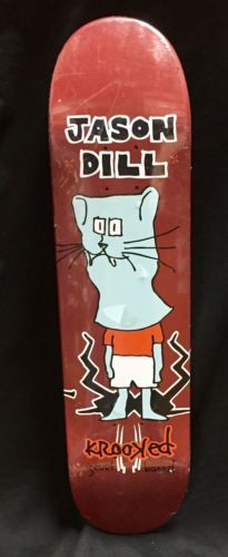 Jason-Dill-Skateboard-Deck-23-101-Mark-Gonzales-Nos-Krooked-F-A-F-cking-Awesome