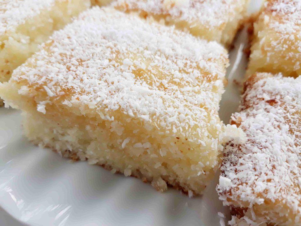 حلو بسطه جوز الهند رووعه سلسله وصفات من فرني 2 زاكي Recipe Rice Krispie Treat Food Krispie Treats
