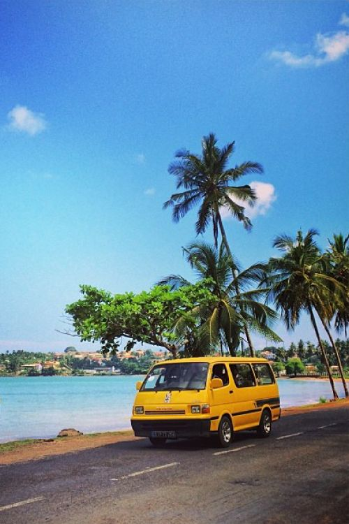 It's not often in this modern world you can find somewhere with crystal clear beaches and no-one else around. Well off Africa's West coast lies Sao Tome and Principe, take a look! #Africa