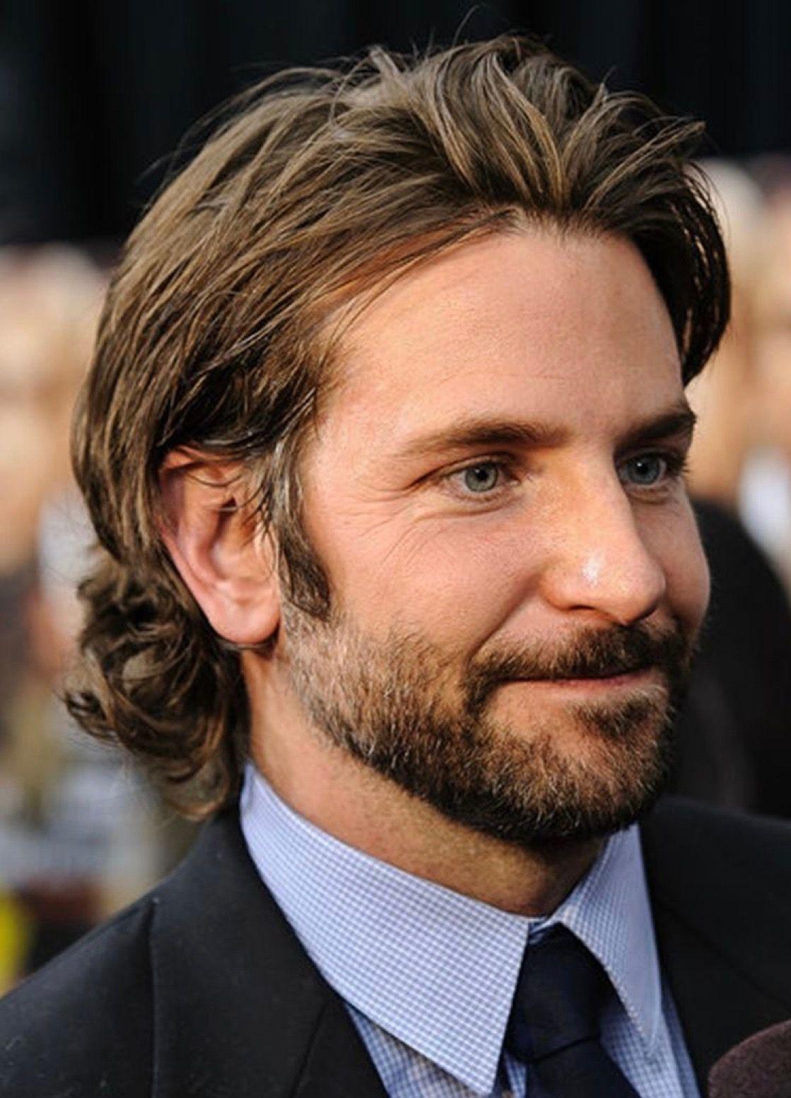 Pin by Jennifer Toto on Bradley Cooper  Bradley cooper hair, Long