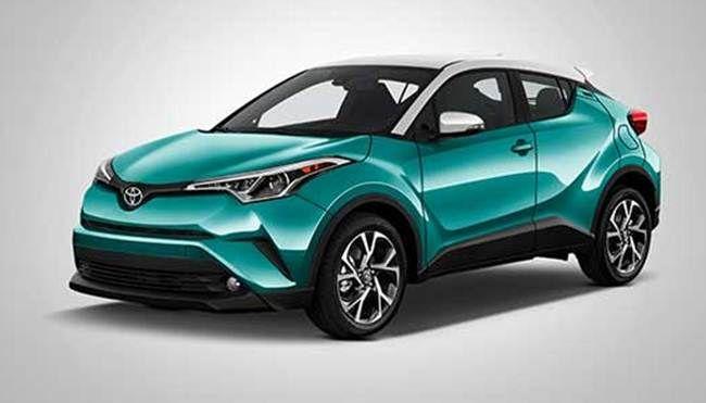 2018 Toyota Chr Xle Specs And Price Toyota Toyota C Hr Dream Cars