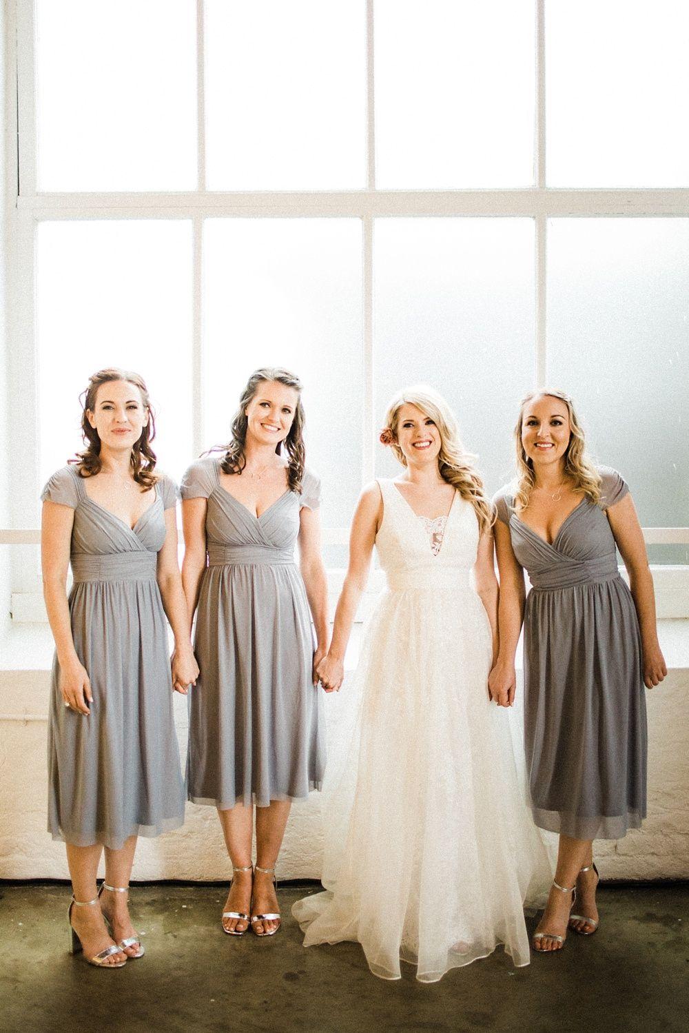 73e5ae6ab99b5d Grey ASOS Bridesmaid Dresses