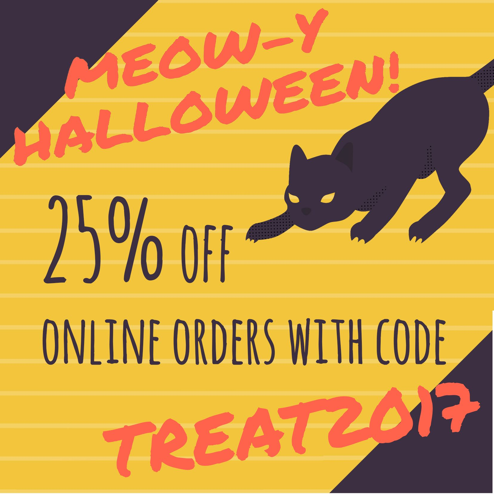 Enter coupon code treat2017 to save 25 on your online order enter coupon code treat2017 to save 25 on your online order now fandeluxe Image collections