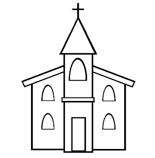 Picture Of Church Coloring Pages Best Place To Color Coloring Pages Sunday School Coloring Sheets Winter Art Projects