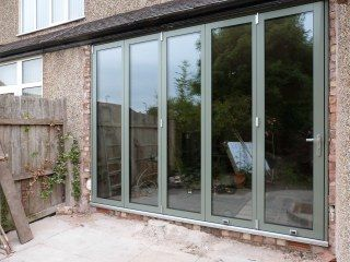 new product e9766 e9dd9 Mold North Wales - New Build extention of Centor C1 Bi fold ...