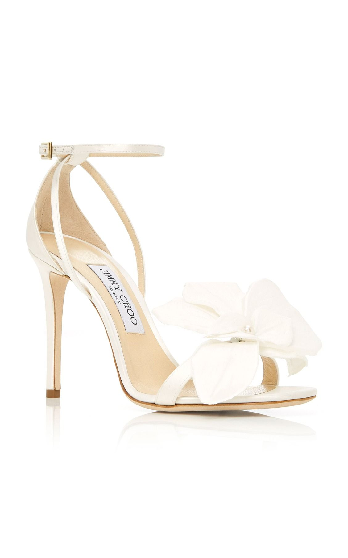 6112d4b2721 Aurelia Sandal by Jimmy Choo. Aurelia Sandal by Jimmy Choo Bridal Shoes