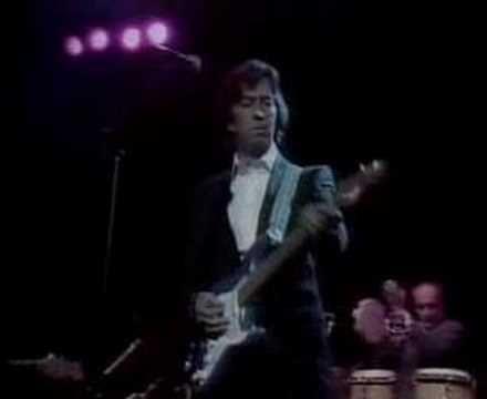 "▶ Eric Clapton -""Everybody Oughta Change Sometime"" 1983 - YouTube"