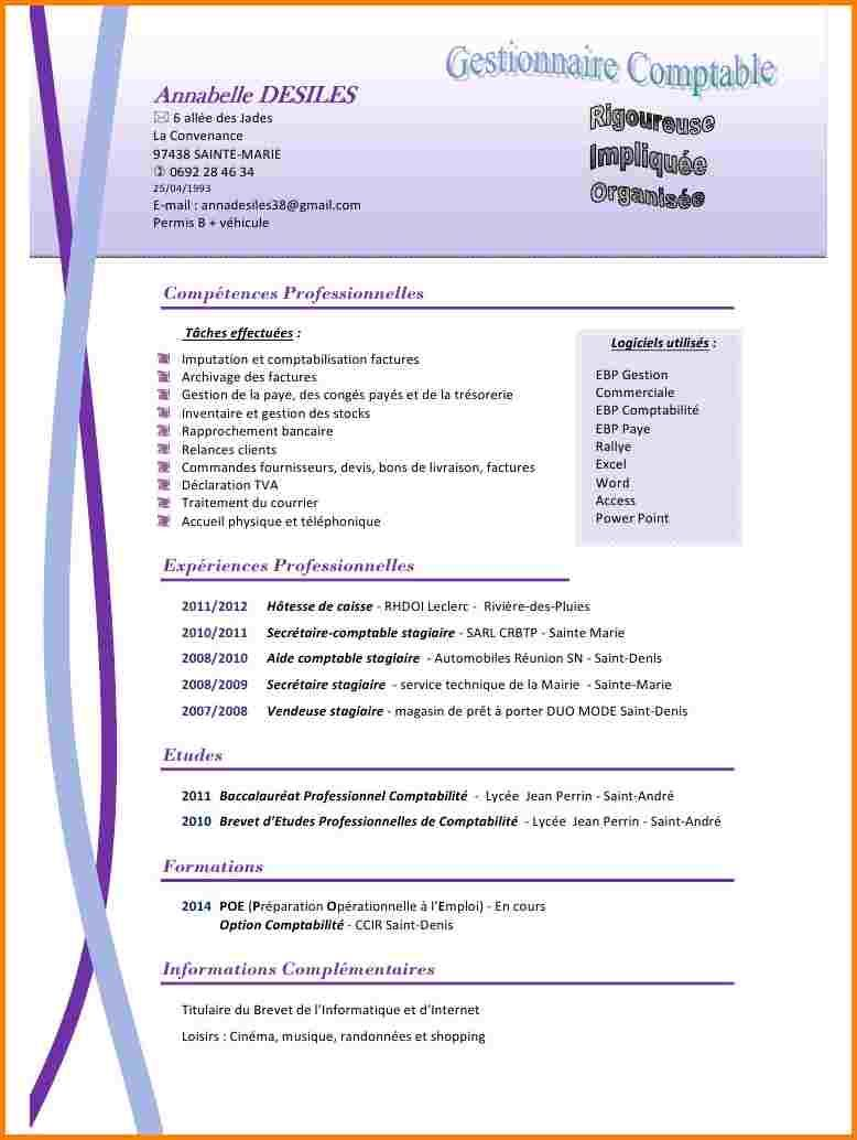 exemple de cv sophrologue