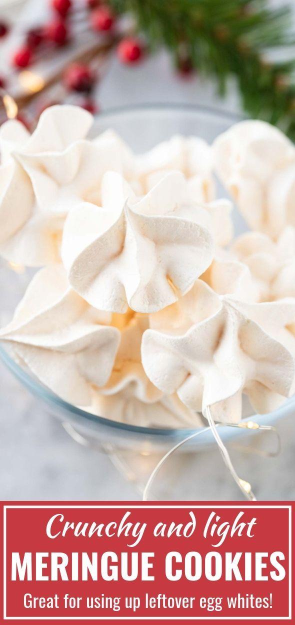 Meringue Cookies | Plated Cravings