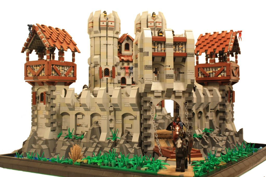 LEGO castle Keep