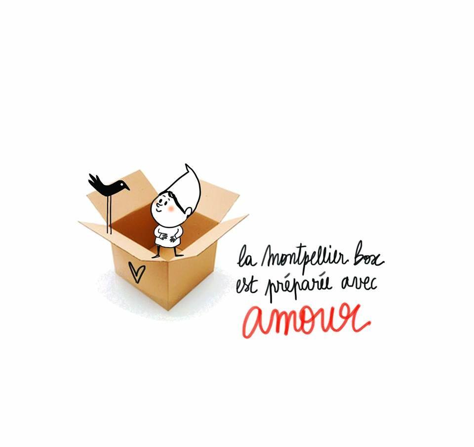 #Concours #MontpellierBox ^^ #MaBotteSecrète
