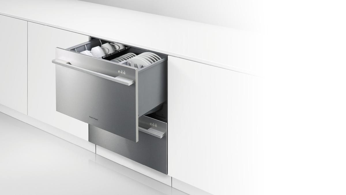 Fisher Paykel Independent Dishwasher Drawers Kitchen Kitchen Design Inspiration Pinterest