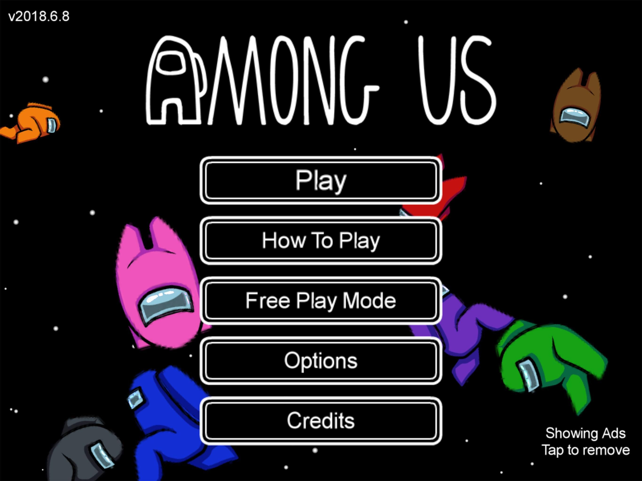 Download Amoung Us For Your Android Ios Windows Or Mac Android Apps Free Play Online Play