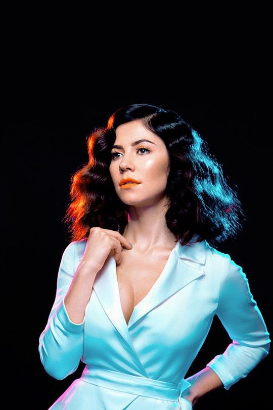 Marina Diamandis Froot Promo Marina And The Diamonds Marina