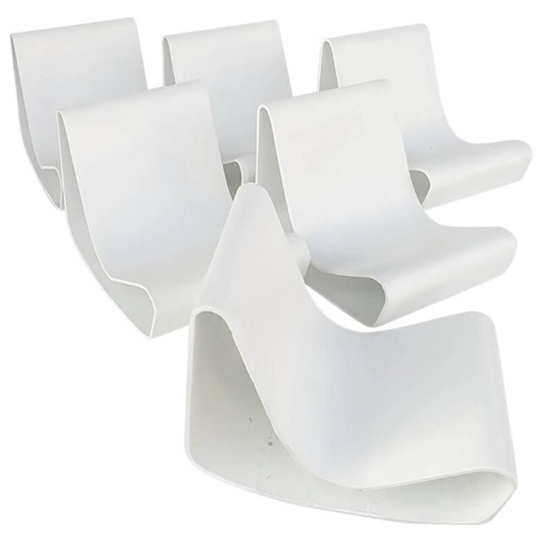 Fantastic Willy Guhl Lounge Chair Six Concrete Outdoor Loop Swiss Alphanode Cool Chair Designs And Ideas Alphanodeonline