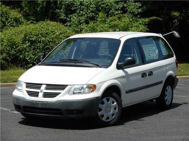Ebay Advertisement 2006 Dodge Caravan C V Cargo 1own Low 54k