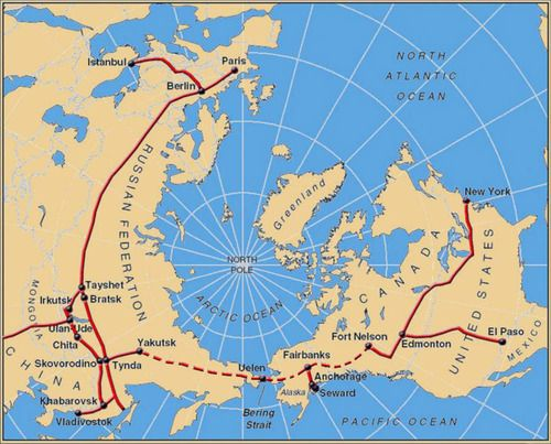 North pole centric map mapped pinterest north pole north pole centric map gumiabroncs Image collections