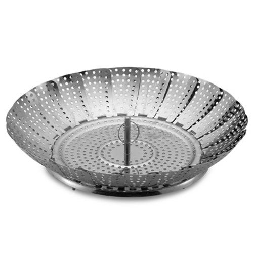 Moderno 100% Stainless Steel Professional Vegetable Steamer *** Click Image To Review More
