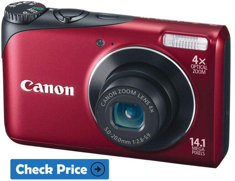 7+ Best Cheap Digital Camera Under $50 in 2020 (With