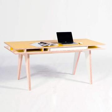 Insekt Desk Adult Lemon Yellow now featured on Fab.