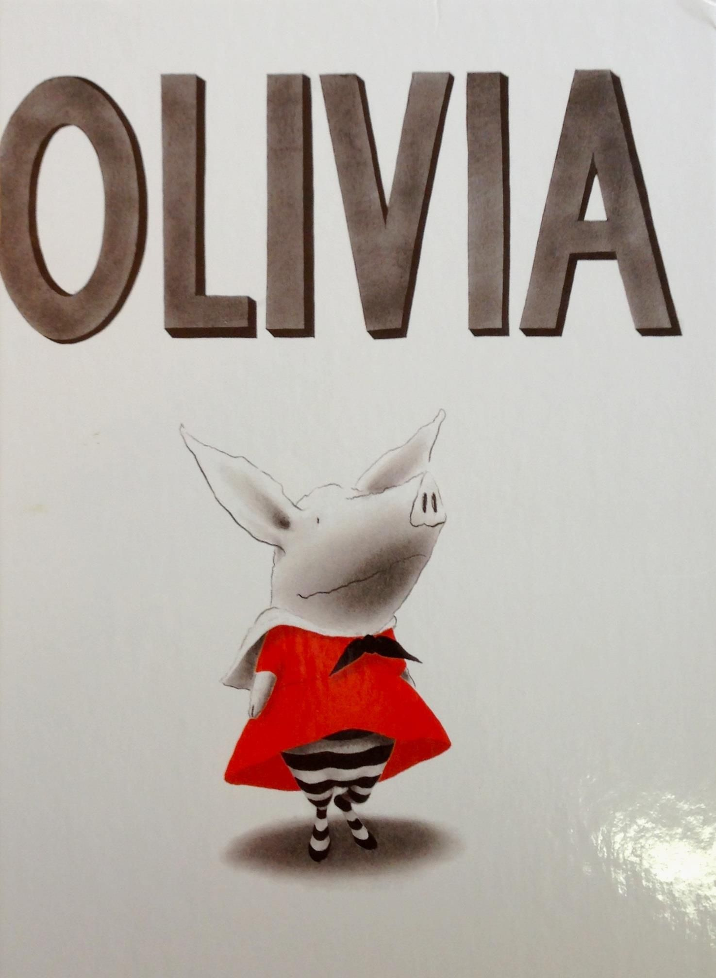 Olivia | Magical book, Christmas ornaments, Novelty sign