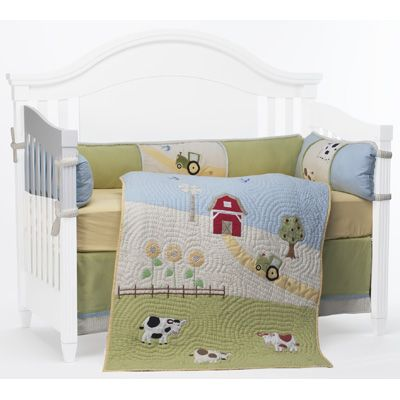 Barnyard Nursery Bedding ~ TheNurseries