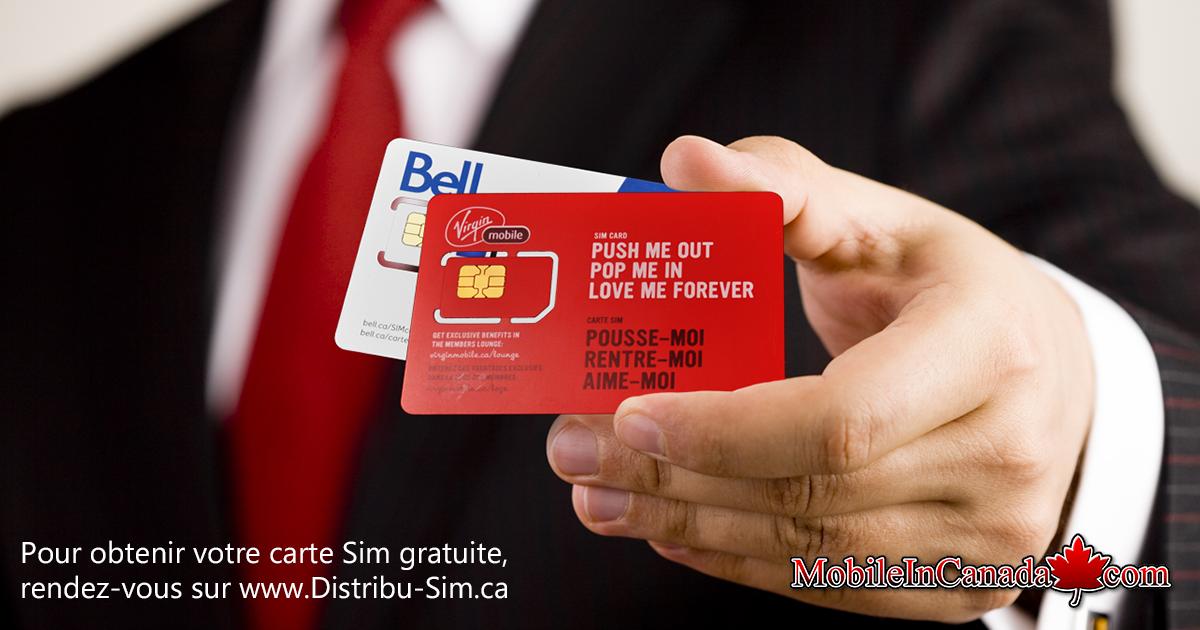 Carte Sim Canada.Pour Obtenir Votre Carte Sim Gratuite Rendez Vous Sur Www
