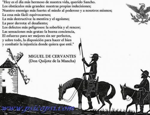 Don Quijote La Vida Don Quijote El Quijote Frases Frases De