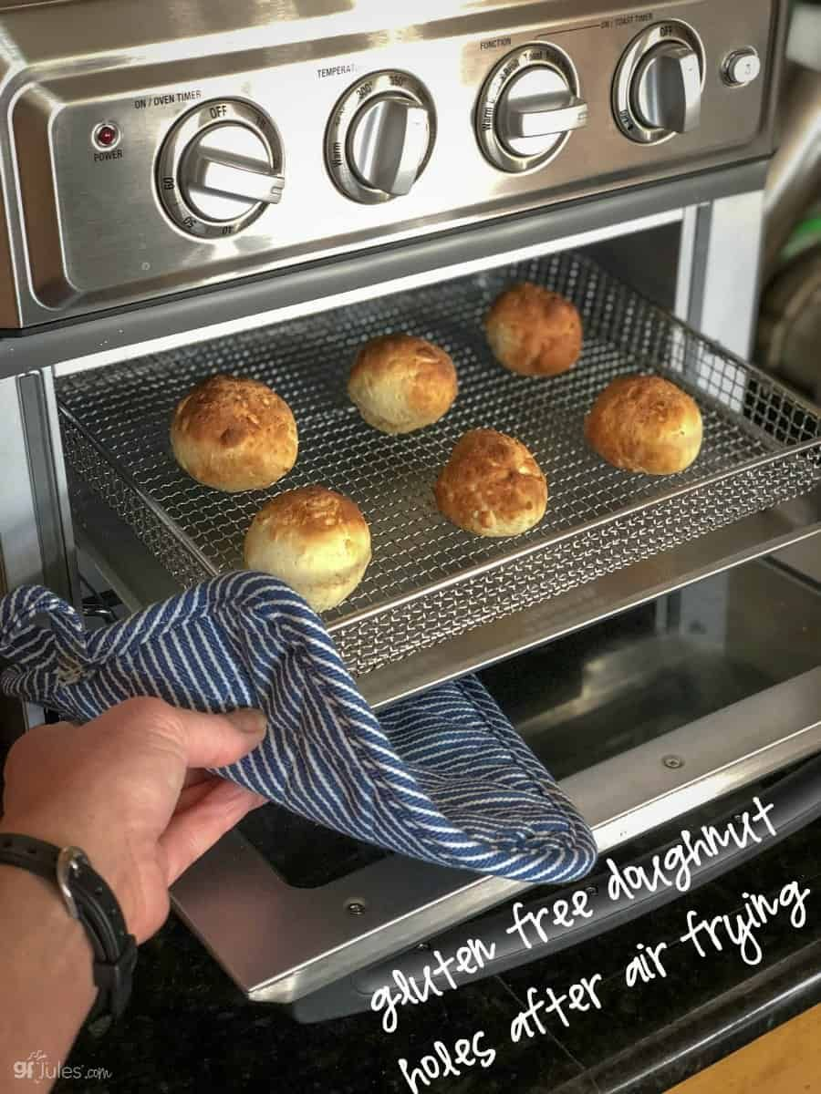 Air Fryer For Gluten Free Cooking And Baking Review Of Cuisinart