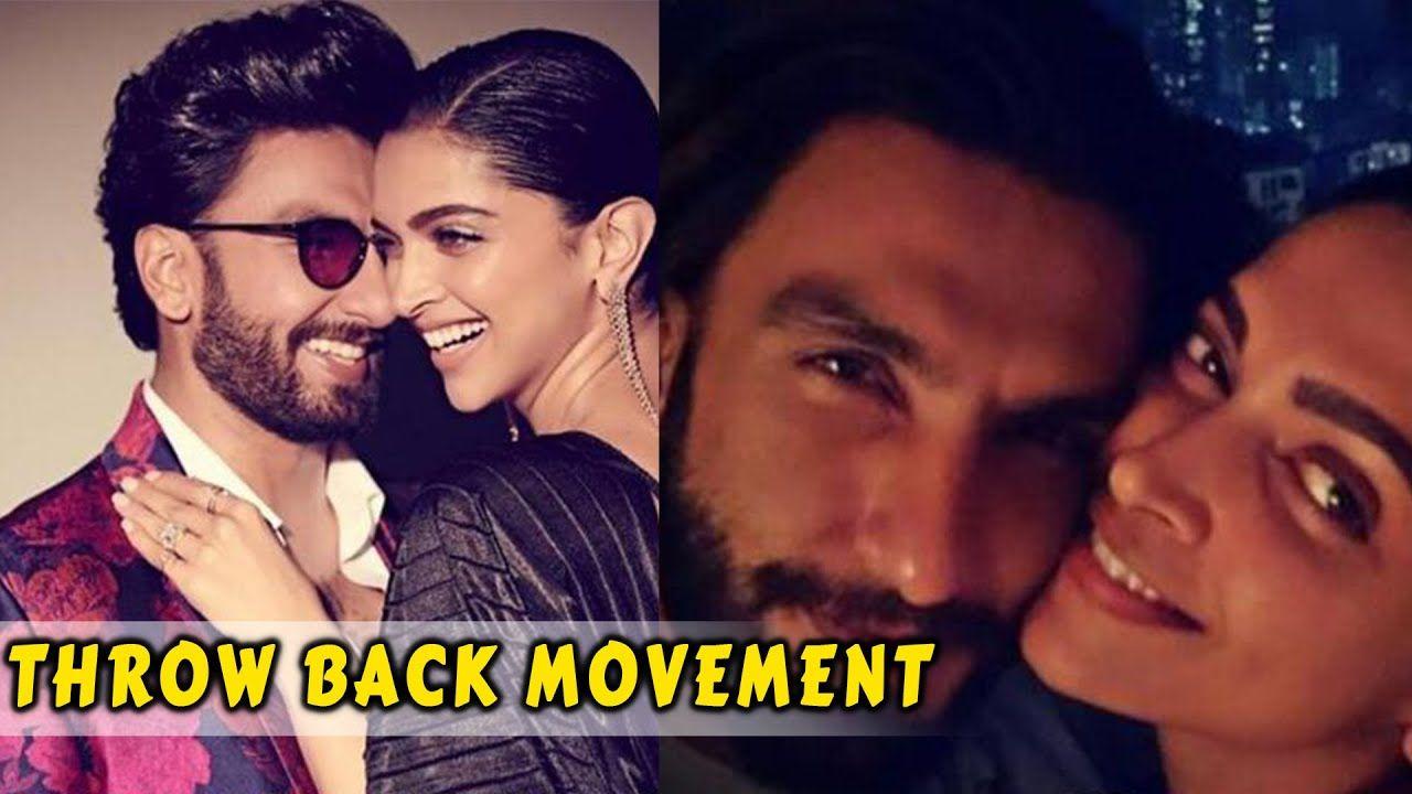 Cute Deepika Padukone And Ranveer Singh All Funny Movements Throw Back Ranveer Singh Deepika Padukone Throwback